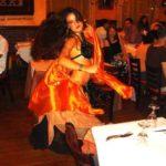 dansatoare din buric nunta